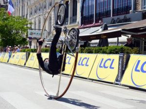 Arrivée du Critérium du Dauphiné