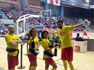 Basket féminin : Mission Rio !