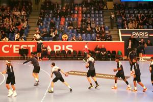 Handball : Equipe de France et PSG Hand