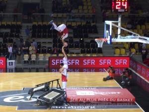 Basket : Quart de finale playoffs à Strasbourg