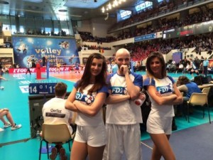 Volleyball : Finales Coupe de France